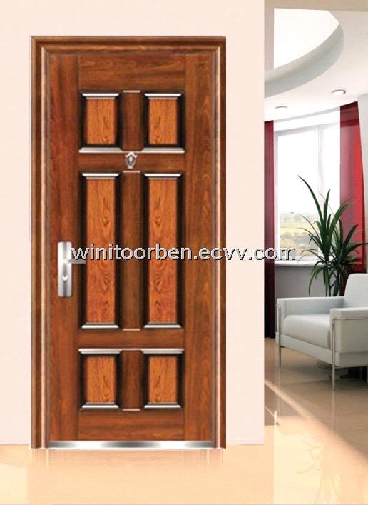 Fashionable eco friendly steel door wnt st233 purchasing for Eco friendly doors