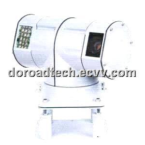 IP66 Waterproof Vehicle IR PTZ Camera / High Speed Pan Camera (DR-IRSPC11)