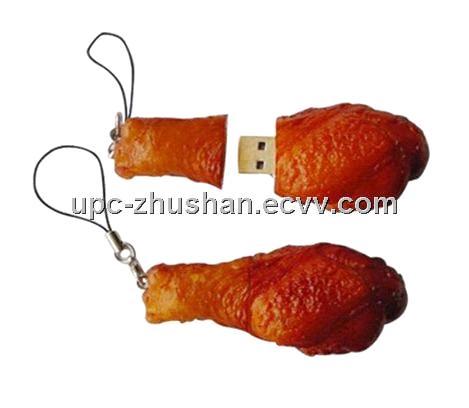 Oem food usb pen flash drive purchasing souring agent - Cuisine flash but ...