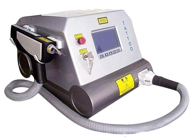 Q switch portable laser tattoo removal machine purchasing for Laser tattooing machines