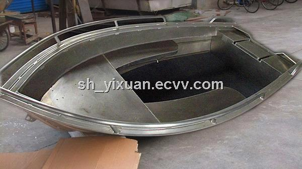 Fully Welded Aluminum Boat V Front Purchasing Souring