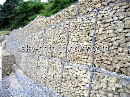 Fine Chicken Wire Rock Wall Collection - Simple Wiring Diagram ...