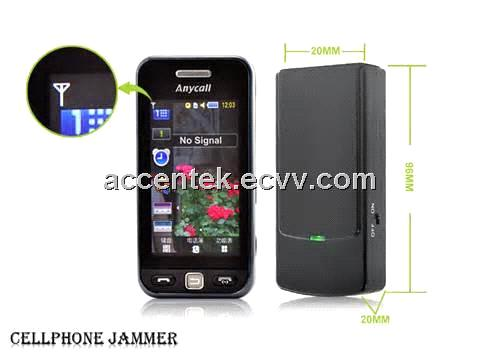 Anti gsm jammer device - High Power Anti Jammer