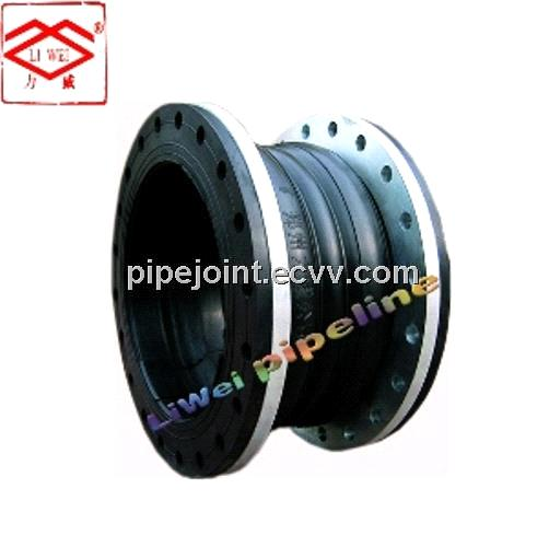 Special rubber joint for water pump inter flexible