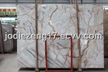White Marble slab/marble stone/spider jade stone