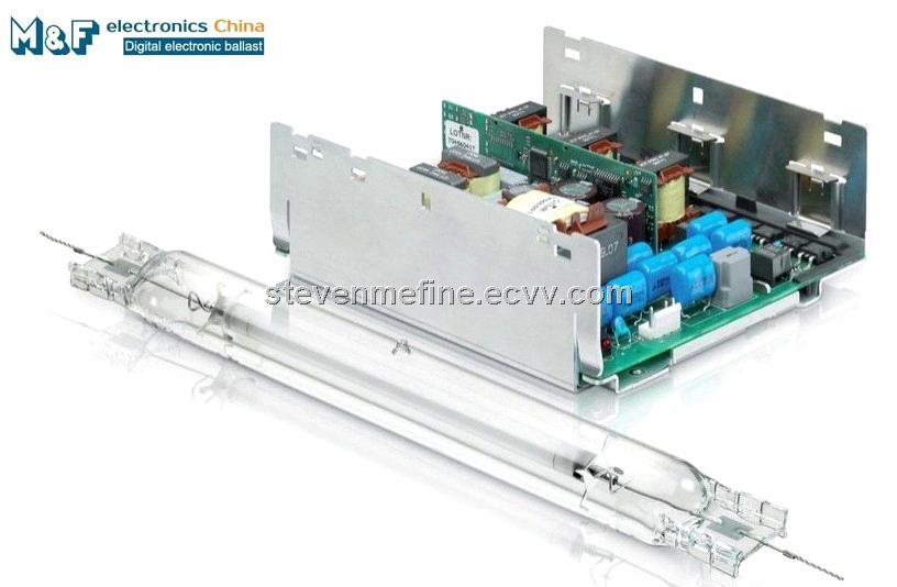 1000w 240v 347v 400vac dimmable digial ballast for greenpower