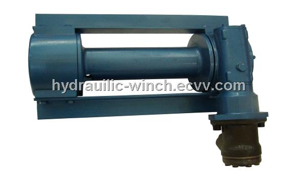 Hydraulic Worm Gear Winches : Ton worm gear hydraulic winch purchasing souring