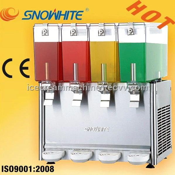 Zj Slow Juicer : Commercial Spraying Fresh Fruit Juice Dispenser YRSP12*4 purchasing, souring agent ECvv.com ...