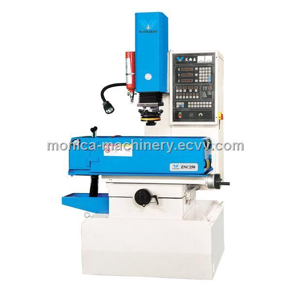 Edm Machine Znc 250 Electric Discharge Machine Low Price