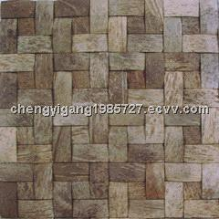 new interior wall panels of coconutwood