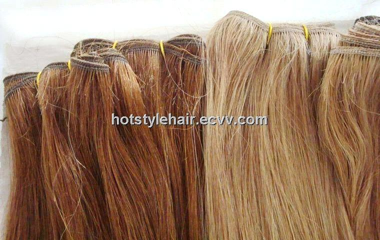 What Is A Double Wefted Hair Extensions 37