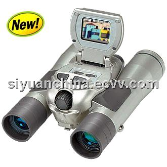 12mp digital camera binocular with sd memory slot