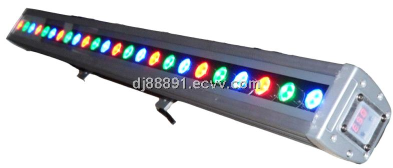 24 3w rgb led wall washer building light jl xq24 china. Black Bedroom Furniture Sets. Home Design Ideas
