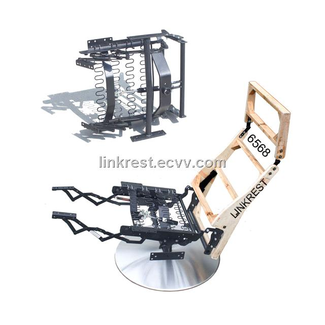Contempoary Recliner Chair Mechanism 6568kd Purchasing