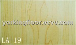 Laminate flooring Crystal surface HDF LA-19
