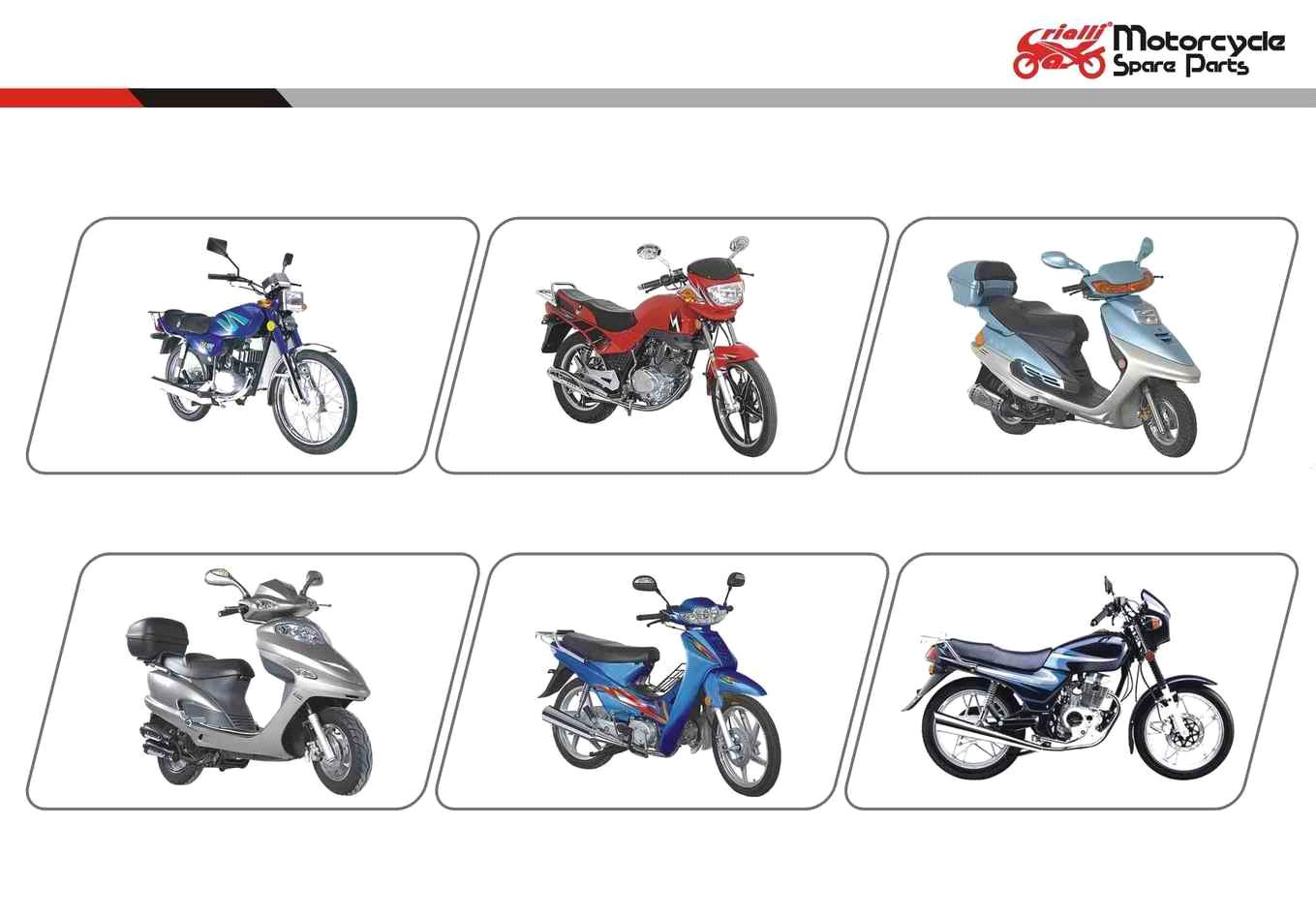 Motorcycle Spare Parts Purchasing Souring Agent  ECVV