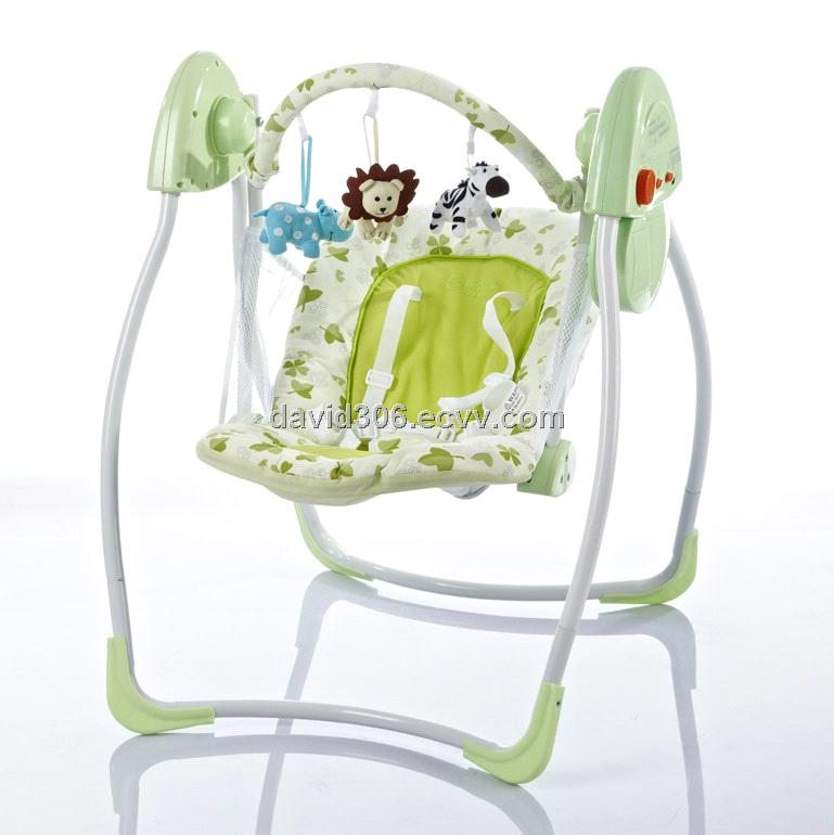 Baby Electric Swing With Plush Toys Sw109 China