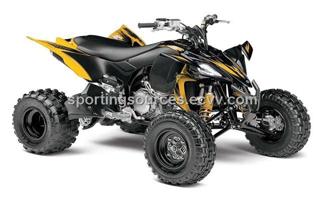 2013 Yamaha Raptor 125