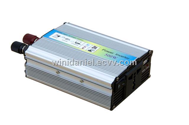500w Dc 12v Ac 220v Peak Power 1000w Intelligent Electric