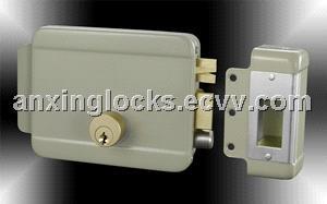 AX040 Safe Lock With Safety Plate Bar Lock Gate Door Lock