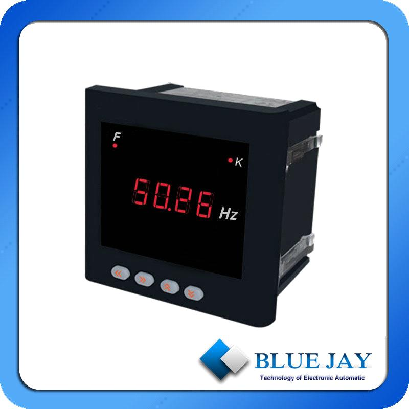 Voltage Frequency Meter : Bj f power meter frequency voltage