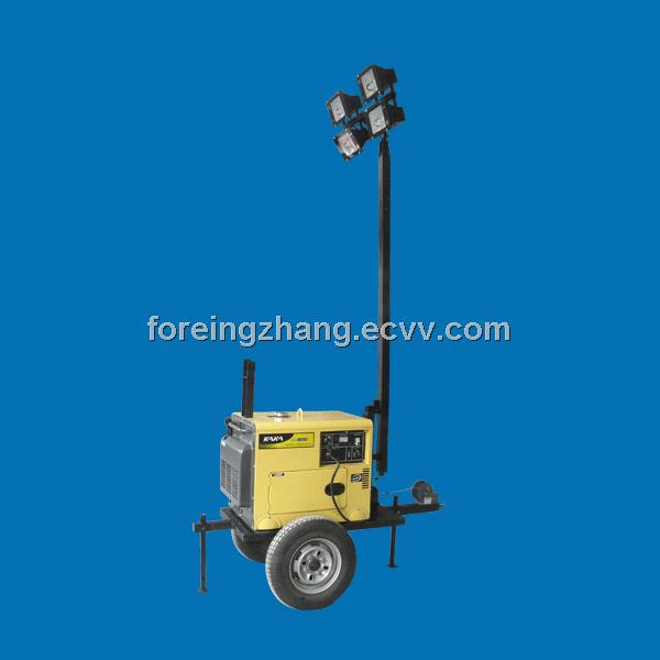 Diesel Generator Mobile Light Tower For Sale Purchasing