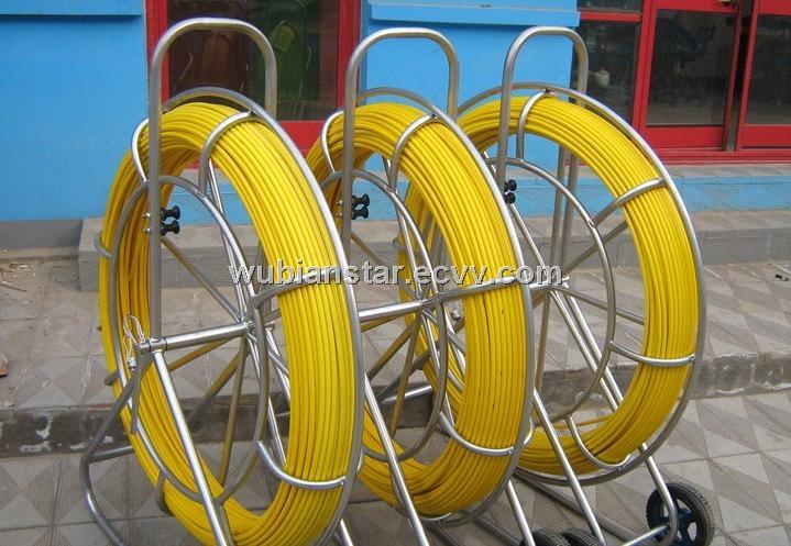 Frp duct rodder fiber snake purchasing