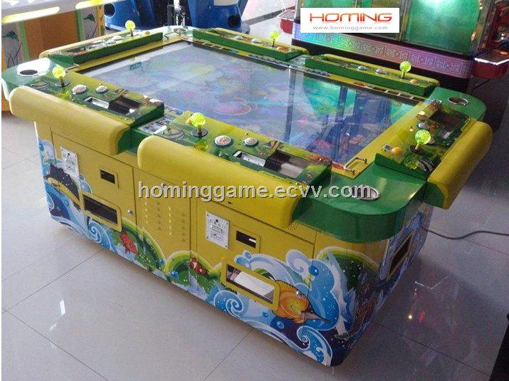 Fish hunter redemption game machine hominggame com 376 for Fish game machine