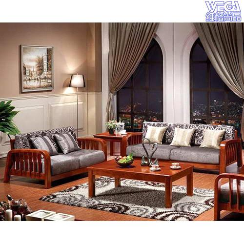 Modern Wood Sofa from manufacturers factories wholesalers
