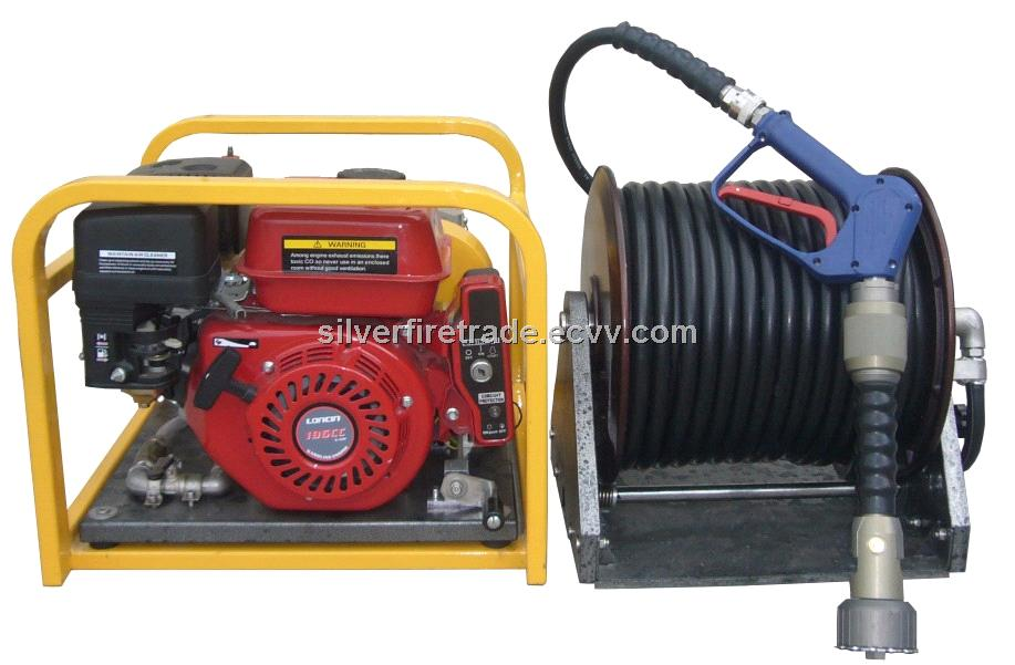 Portable Fire Fighting Systems