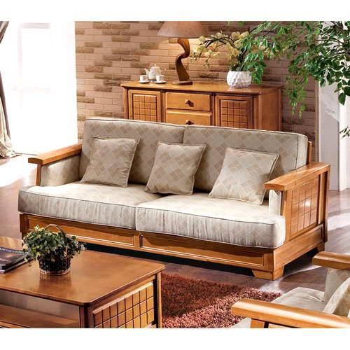 Solid Wood Sofa ~ Solid wood sofa set thesofa