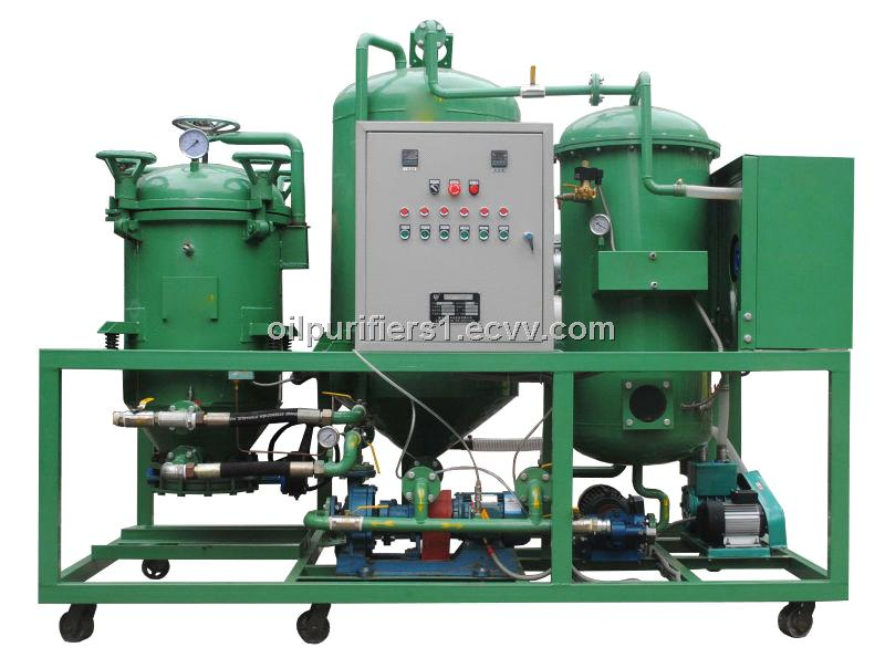 Car used engine oil recycling machine with new technology for Used motor oil recycling equipment