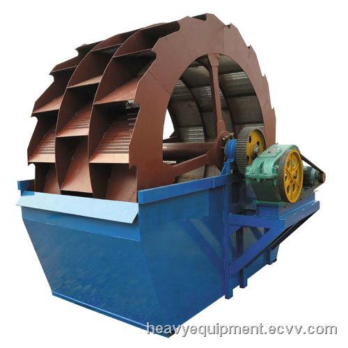 gold washing plant tungsten spiral chute classifier sand machine