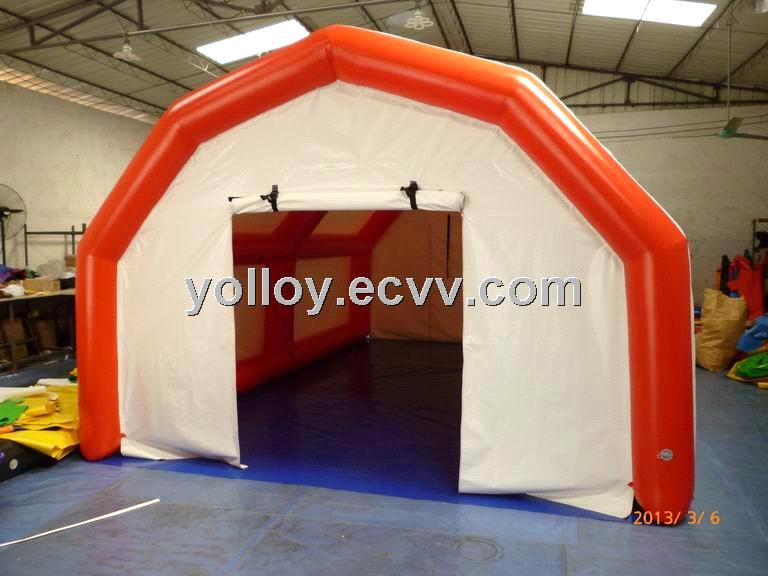 Inflatable Disaster Shelters : Inflatable emergency shelter tent purchasing souring