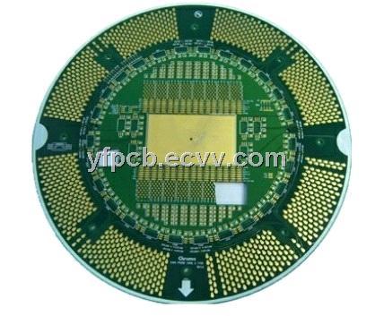 1 Oz Copper Thickness 2 Layer PCB