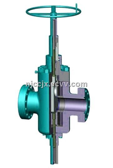 Ball screw operator valve purchasing souring agent ecvv