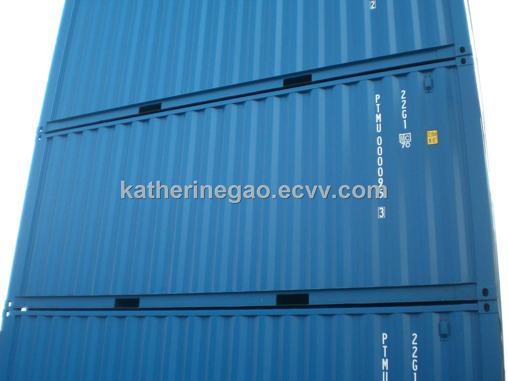 Brand new 20ft shipping containers for sale