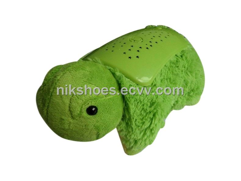 Dream Lites Pillow Pets Tardy Turtle Plush Toys purchasing ...