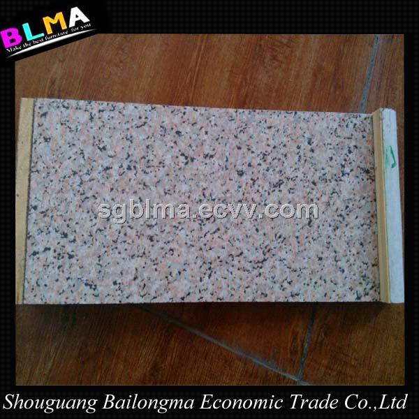 Particle Board Kitchen Countertops : Hpl particle board blockboard countertop with backsplash