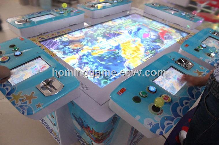 Ocean star catch fishing game machine hominggames com 365 for Fish game machine