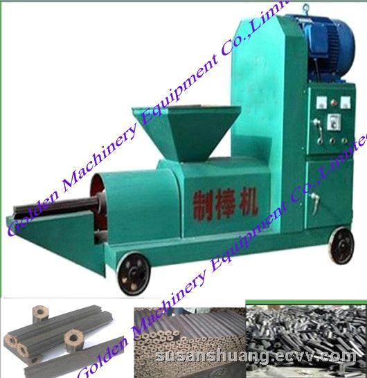 Sawdust Briquette Machine ~ Wood charcoal sawdust briquette press machine purchasing
