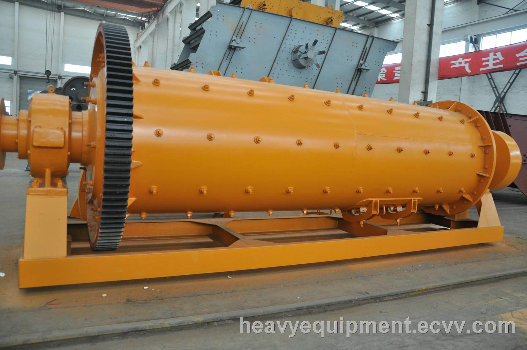 Cement Ball Mill : Cement ball mill from shanghai stone