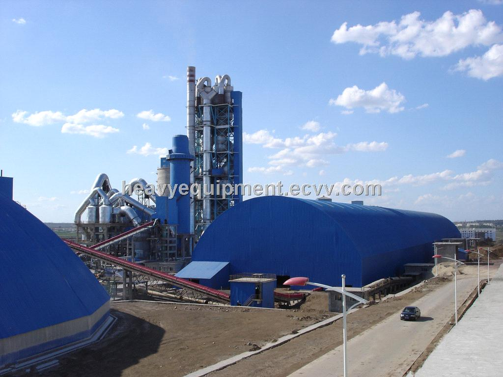Clinker Building Products : Clinker cement production line equipments