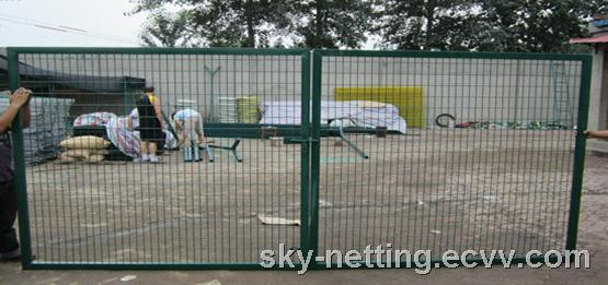 Manual And Automatic Steel Welded Wire Mesh Access And