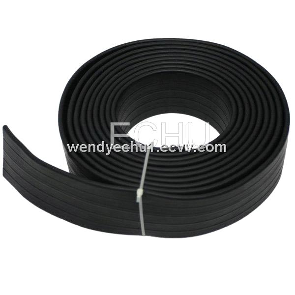 Flexible Flat Cable : Extra flexible flat cable with mm cross section for