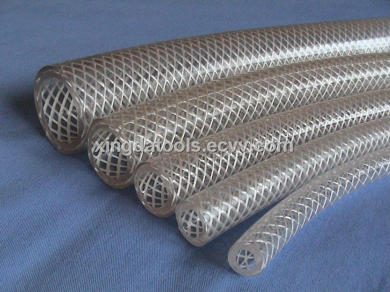 12 Inch PVC Braided Reinforced Hose China PVC Braided