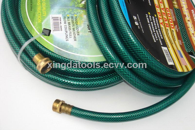 1 inch PVC Garden hose China PVC Garden Hose