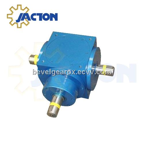 90 Degree 1 To1 Ratio Gearboxes T Miter Gear Box 90