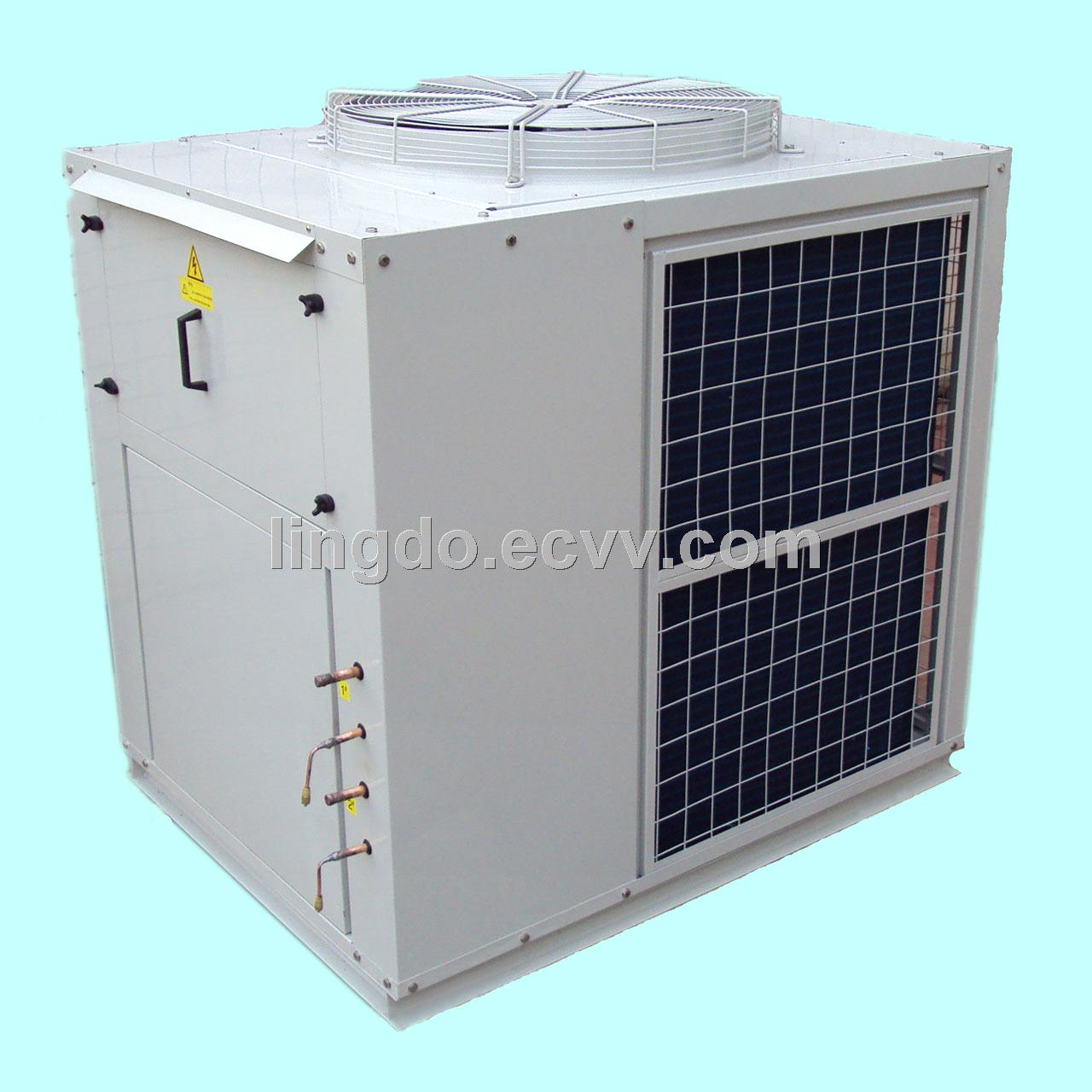 Air Cooled Condensing Unit / ACCU (SW) China air cooled condenser  #30989B