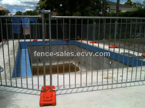 Australia Temporary Swimming Pool Fencing Anping Direct Factory Purchasing Souring Agent